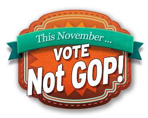 Vote Not Gawp