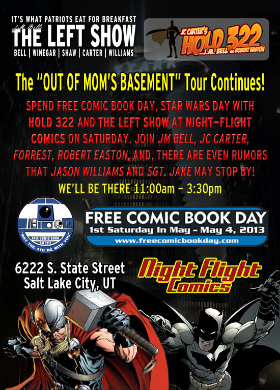 free-comics-day